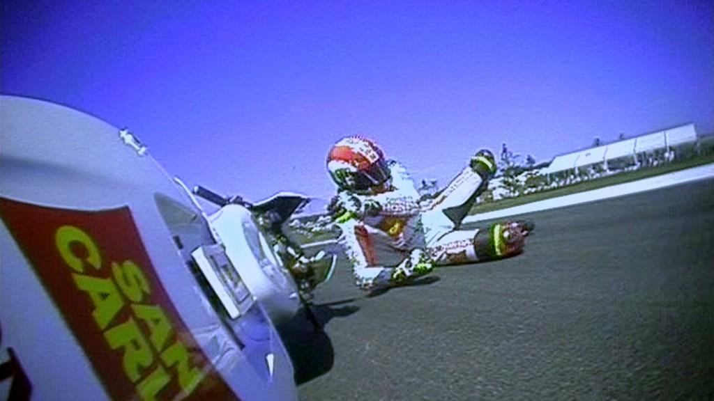 Marco Simoncelli, MotoGP FP1
