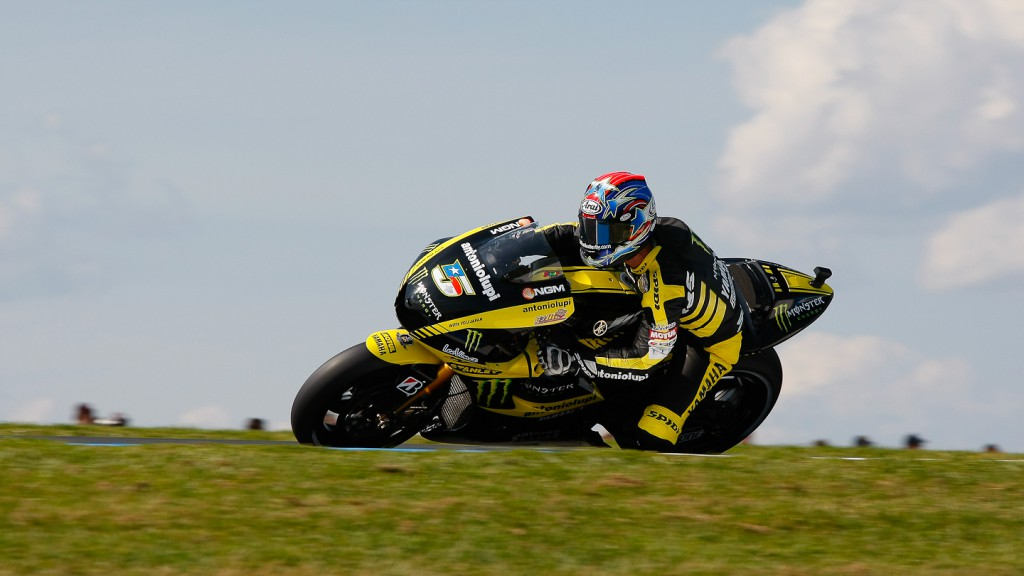 Colin Edwards, Monster Yamaha Tech 3, Phillip Island QP