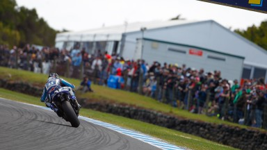 Ben Spies, Yamaha Factory Racing, Phillip Island QP