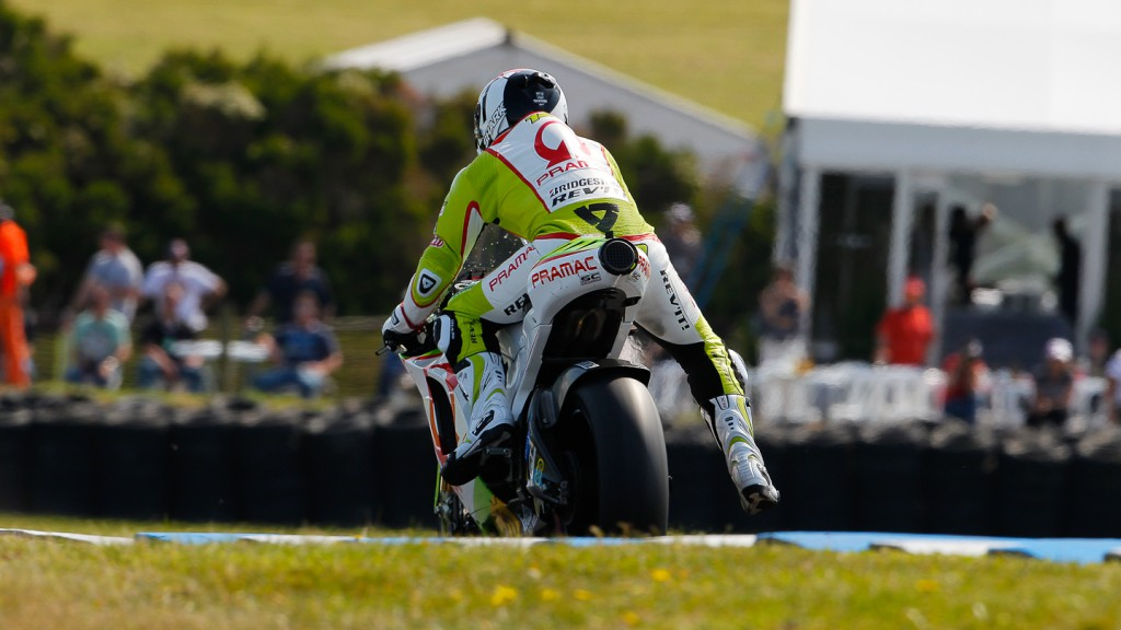 Randy de Puniet, Pramac Racing Team, Phillip Island QP