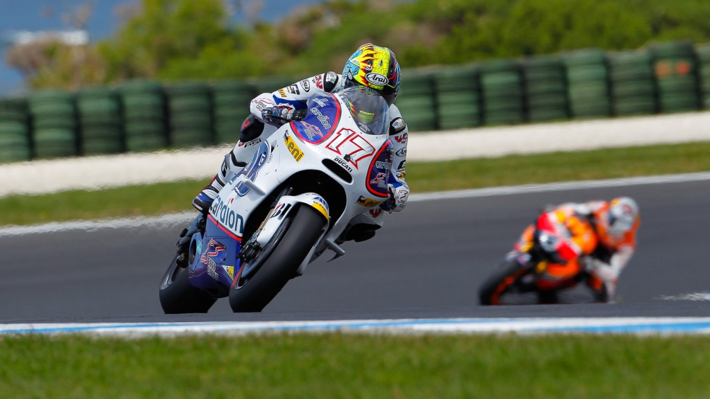 Karel Abraham, Cardion AB Motoracing, Phillip Island QP