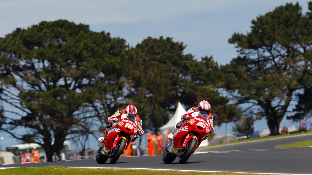 Jordi Torres, Ivan Moreno, Mapfre Aspar Team Moto2, Phillip Island QP