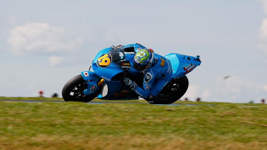 Alvaro Bautista, Rizla Suzuki MotoGP, Phillip Island QP