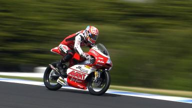 Phillip Island 2011 - 125cc - QP - Highlights