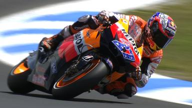 Phillip Island 2011 - MotoGP - FP3 - Highlights