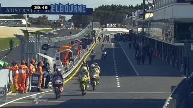 Phillip Island 2011 - 125cc - FP3 - Full session