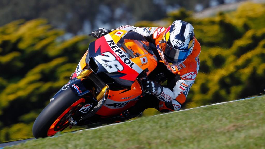 Dani Pedrosa, Repsol Honda Team, Phillip Island FP3