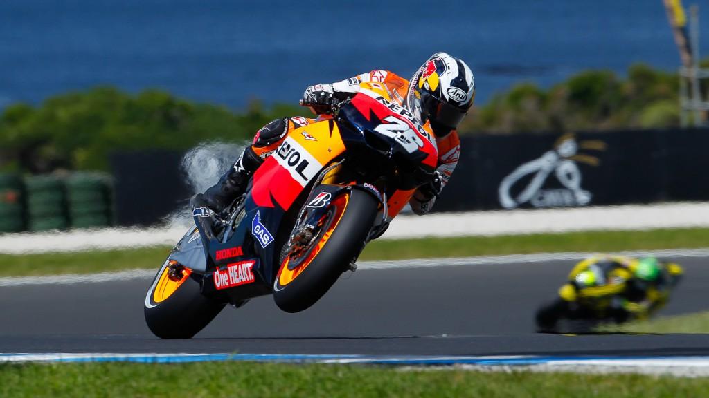 Dani Pedrosa, Repsol Honda Team, Phillip Island QP