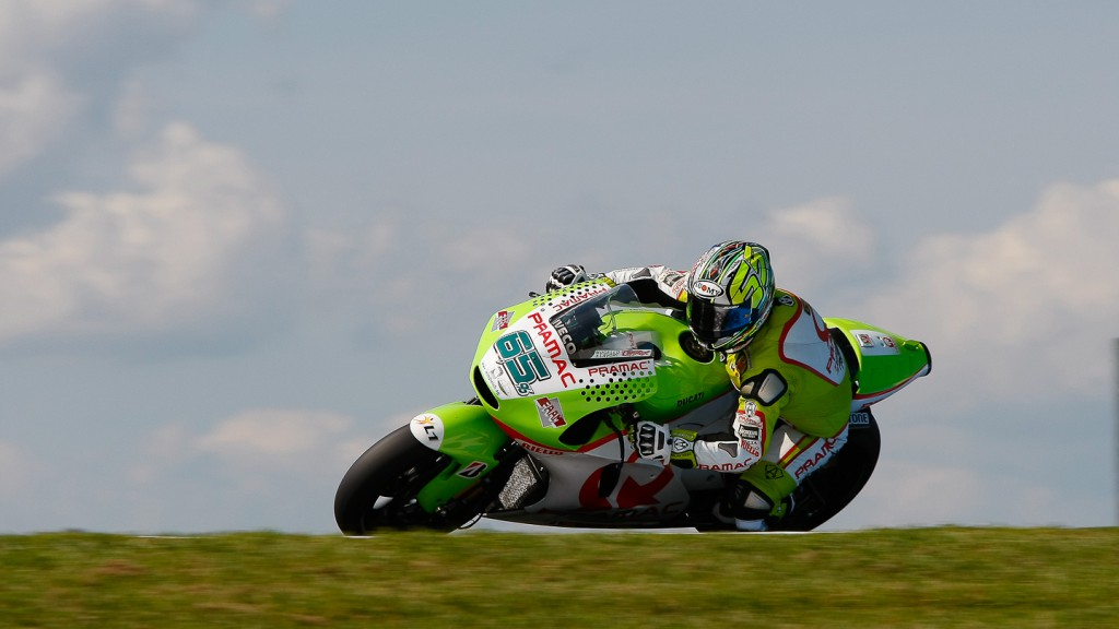 Loris Capirossi, Pramac Racing Team, Phillip Island QP
