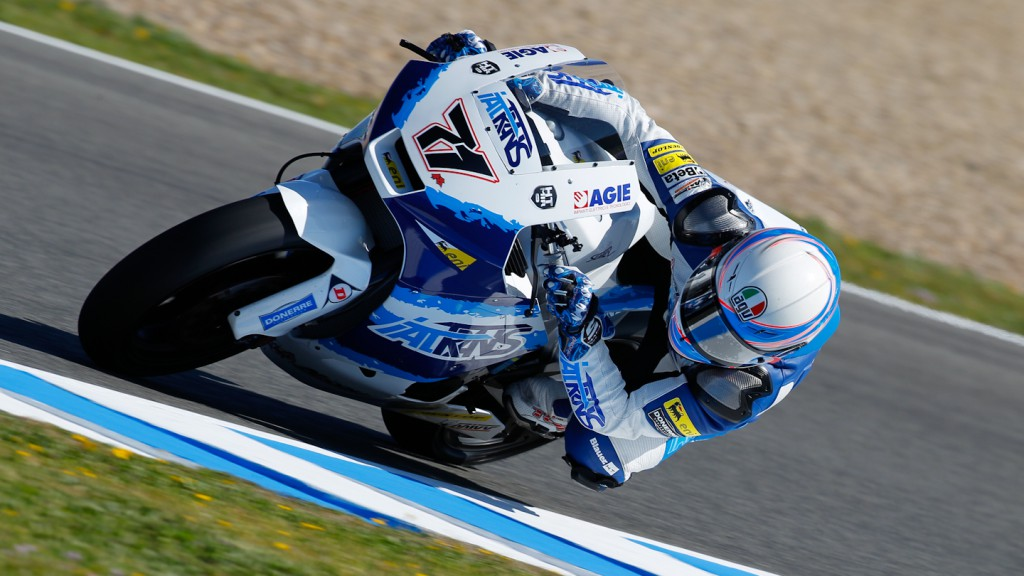 Claudio Corti, Italtrans Racing Team