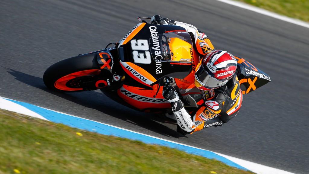Marc Marquez, Team CatalunyaCaixa, Phillip Island FP3