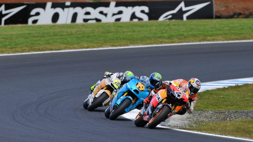 MotoGP, Phillip Island QP