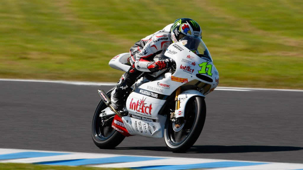 Sandro Cortese, Intact-Racing Team Germany, Phillip Island RAC