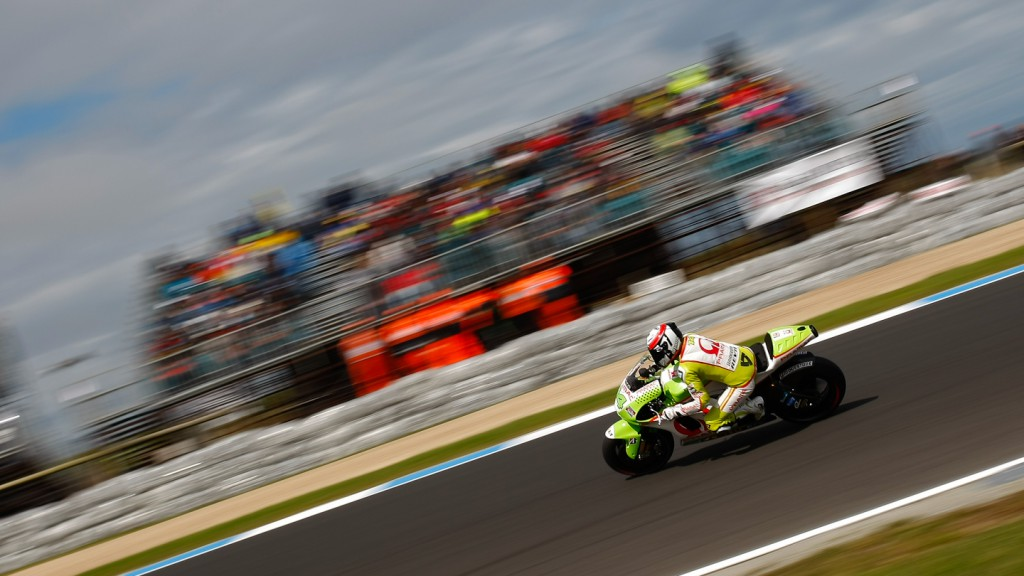 Randy de Puniet, Pramac Racing Team, Phillip Island RAC