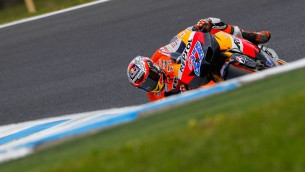 australia phillip island motogp warm up
