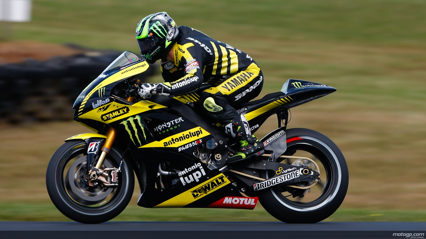 cal crutchlow monster yamaha tech 3 phillip. Black Bedroom Furniture Sets. Home Design Ideas