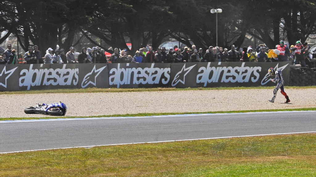 Jorge Lorenzo, Yamaha Factory Racing, Phillip Island WUP