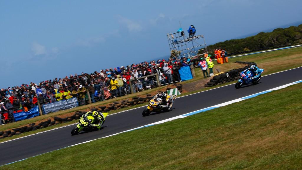 Moto2, Phillip Island RAC