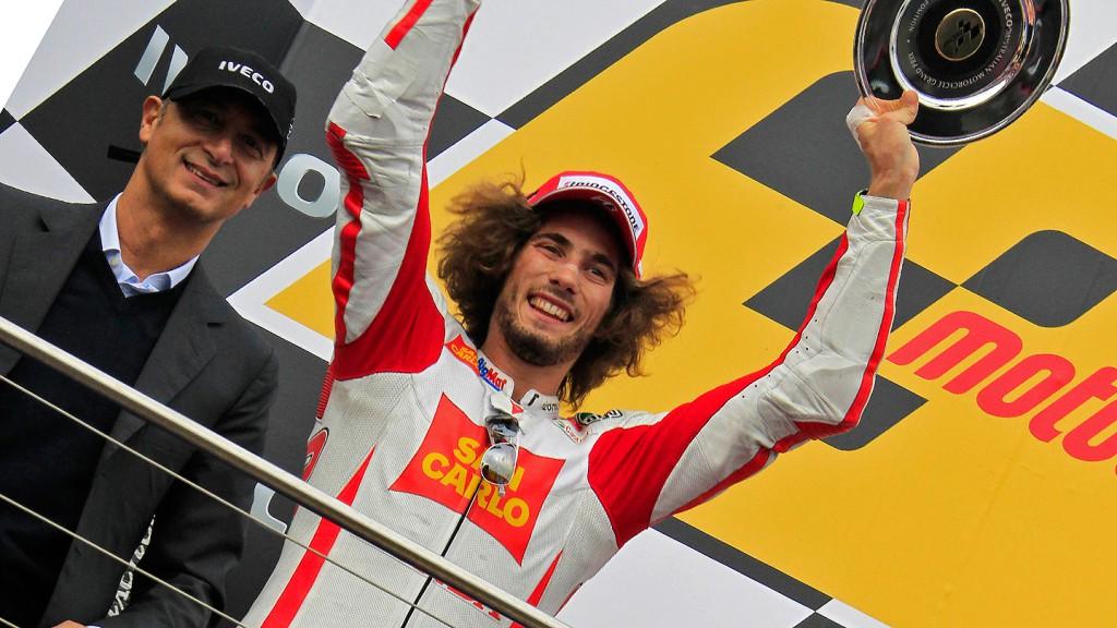 Marco Simoncelli, San Carlo Honda Gresini, Phillip Island RAC