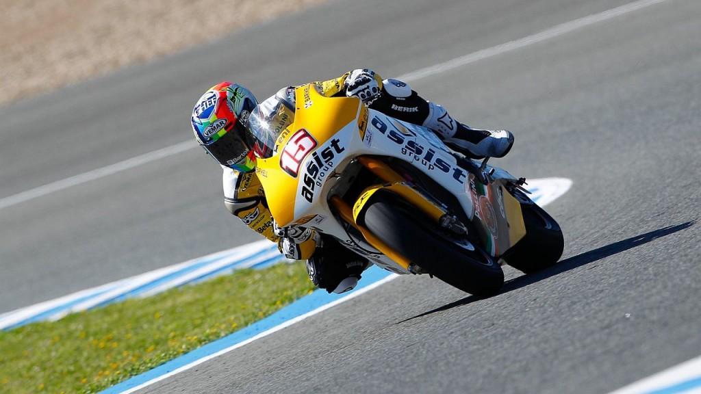 Alex de Angelis, JiR Moto2, Phillip Island RAC