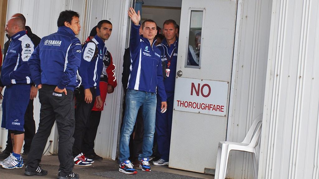 Jorge Lorenzo, Yamaha Factory Racing, Phillip Island