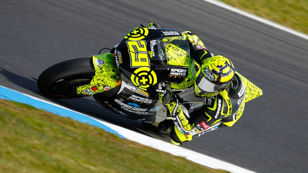 Andrea Iannone, Speed Master Team