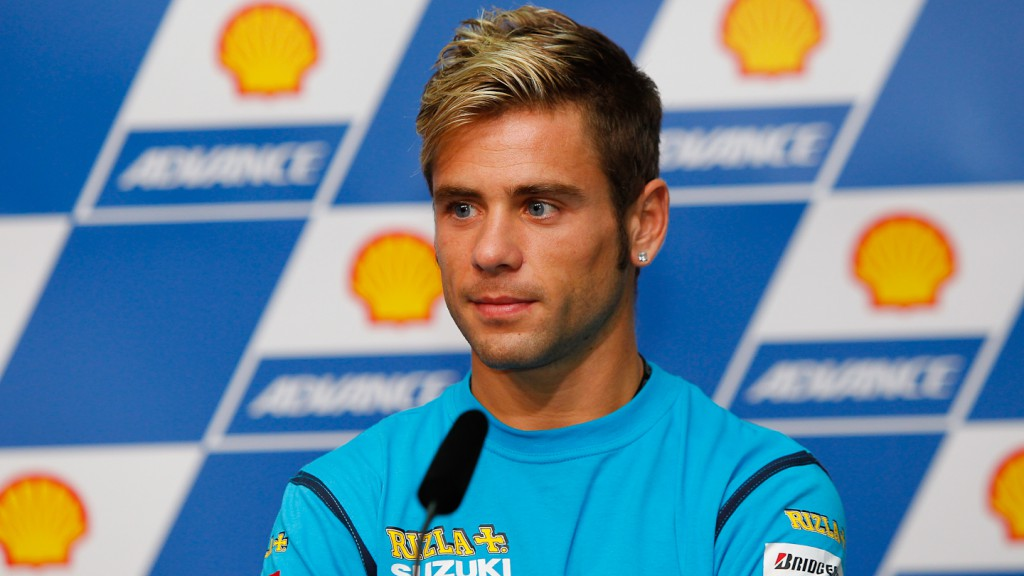 Alvaro Bautista, Rizla Suzuki MotoGP, Shell Advance Malaysian Motorcycle Grand Prix Press Conference