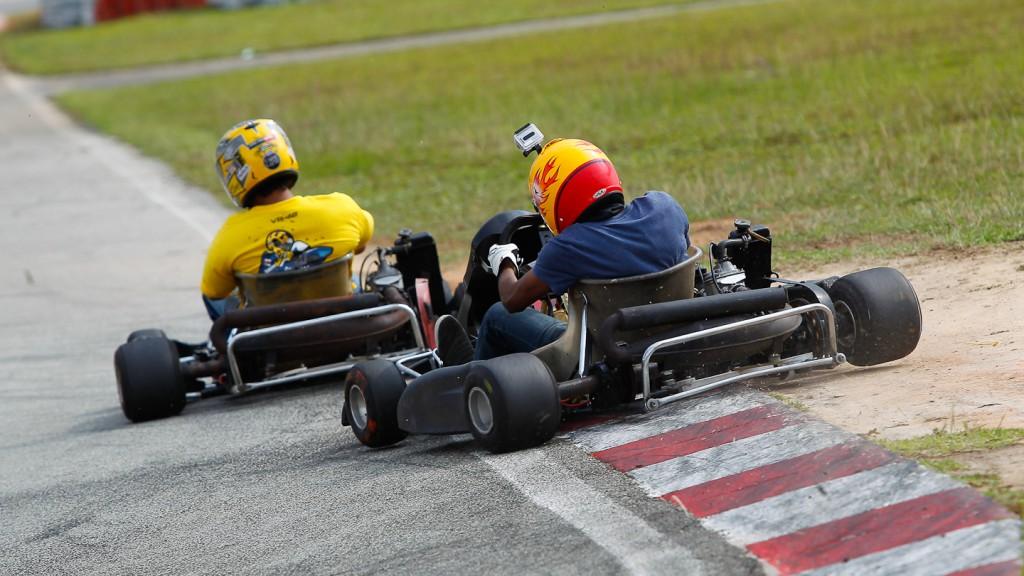 Kart Race Pre-event, Sepang