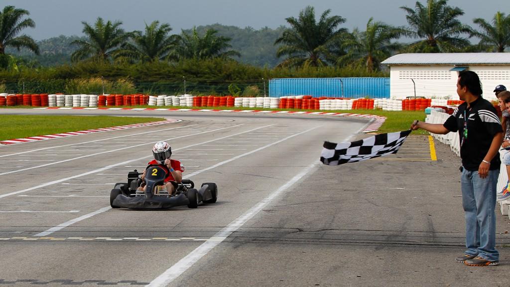 Danny Webb, Mahindra Racing, Pre-event Sepang