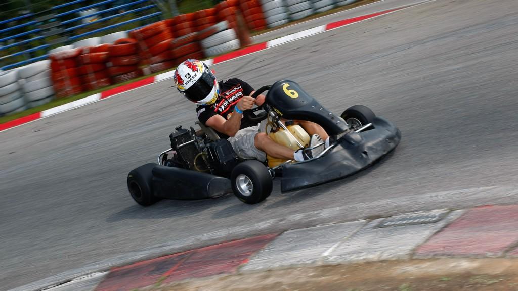 Jules Cluzel, NGM Forward Racing, Pre-event Sepang