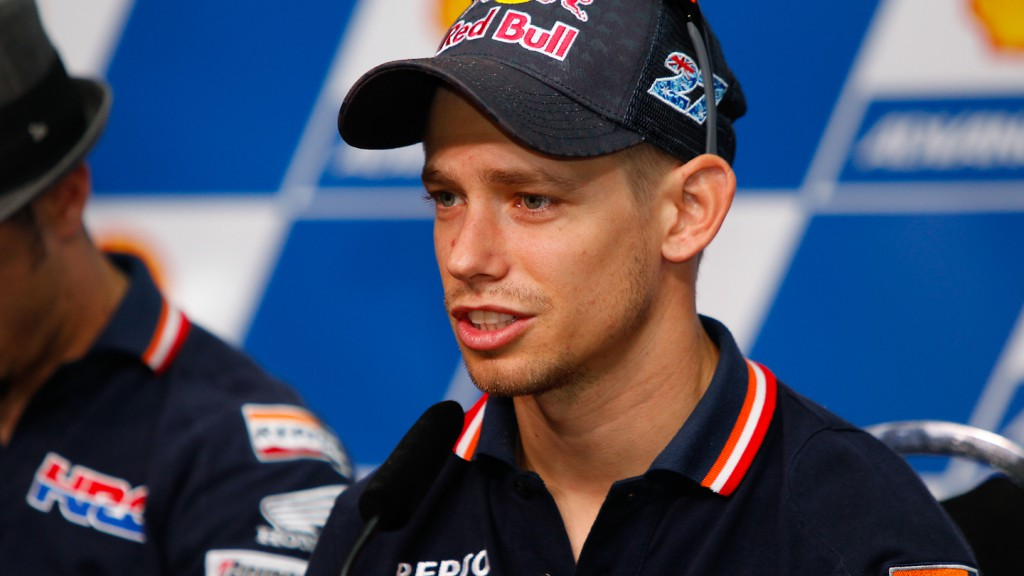 Stoner, Repsol Honda, Shell Advance Malaysian Motorcycle Grand Prix Press Conference