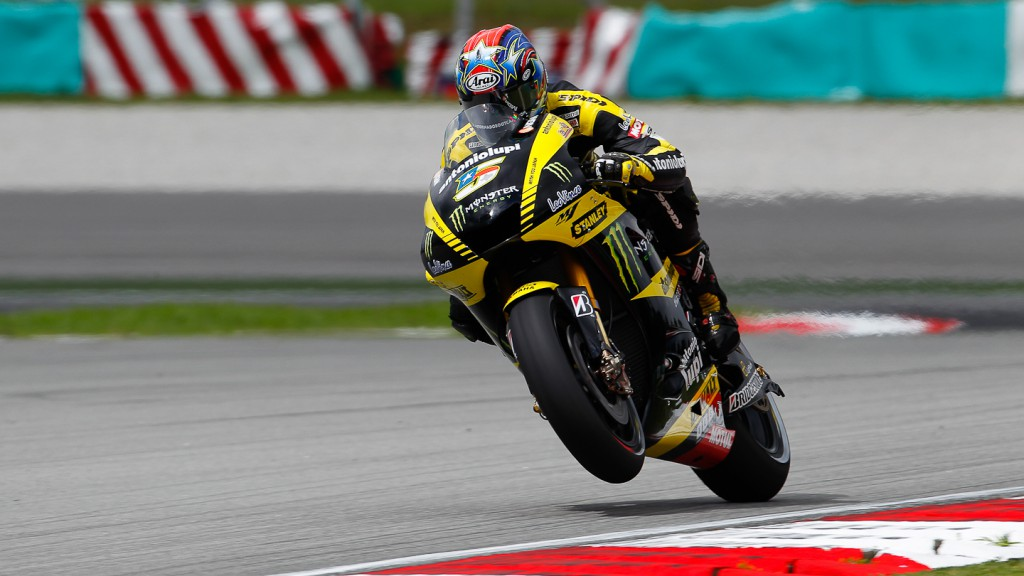 Colin Edwards, Monster Yamaha Tech 3, Sepang FP2