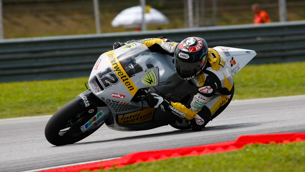 Thomas Luthi, Interwetten Paddock Moto2, Sepang FP2