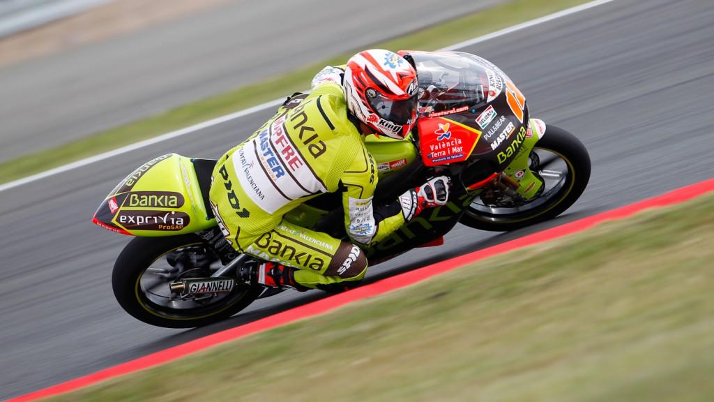 Nico Terol, Bankia Aspar Team 125cc