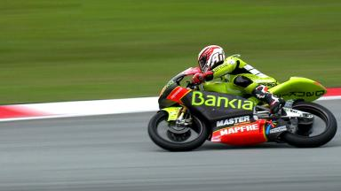 Sepang 2011 - 125cc - FP2 - Highlights