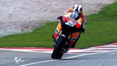 Sepang 2011 - MotoGP - FP1 - Highlights