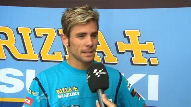 Sepang 2011 - MotoGP - FP2 - Interview - Alvaro Bautista