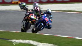 Sepang 2011 - Moto2 - FP2 - Action - Aleix & Pol Espargaró