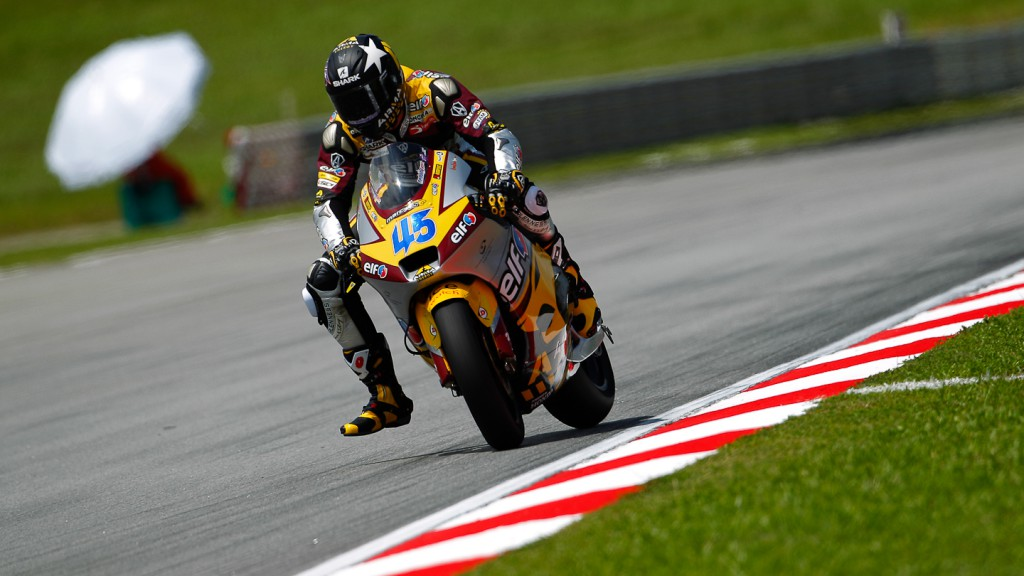Scott Redding, Marc VDS Racing Team, Sepang FP2