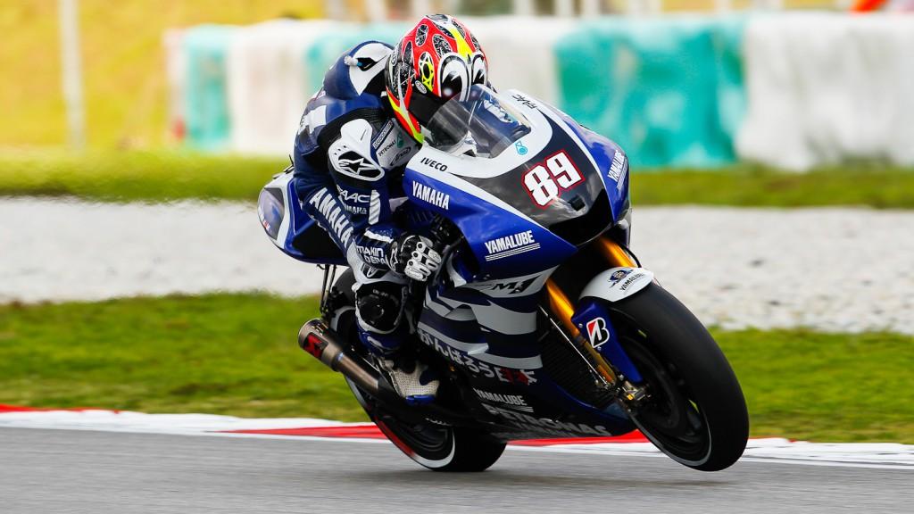 Katsuyuki Nakasuga, Yamaha Factory Racing, Sepang FP2