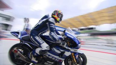 Nakasuga makes his MotoGP debut as Lorenzo´s sub