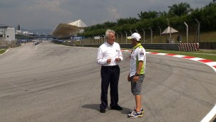 Remember with Nick Harris... Sepang 2005