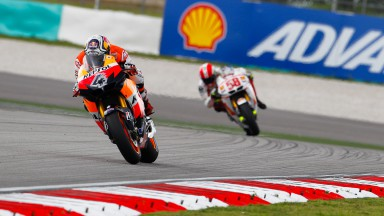 Andrea Dovizioso, Repsol Honda Team, Sepang QP