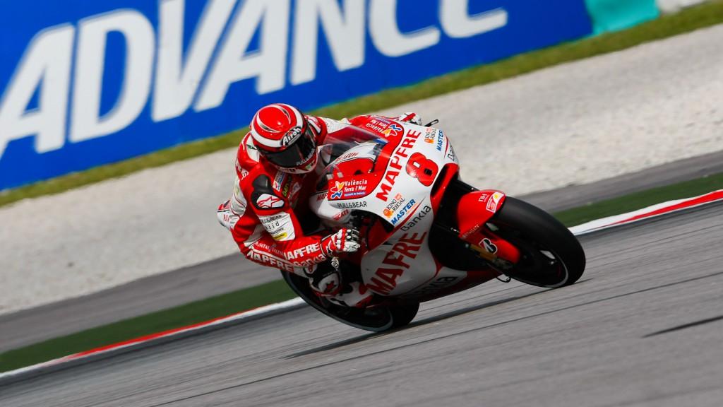 Hector Barbera, Mapfre Aspar Team MotoGP, Sepang QP