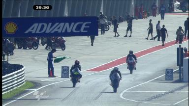 Sepang 2011 - 125cc - FP3 - Full session