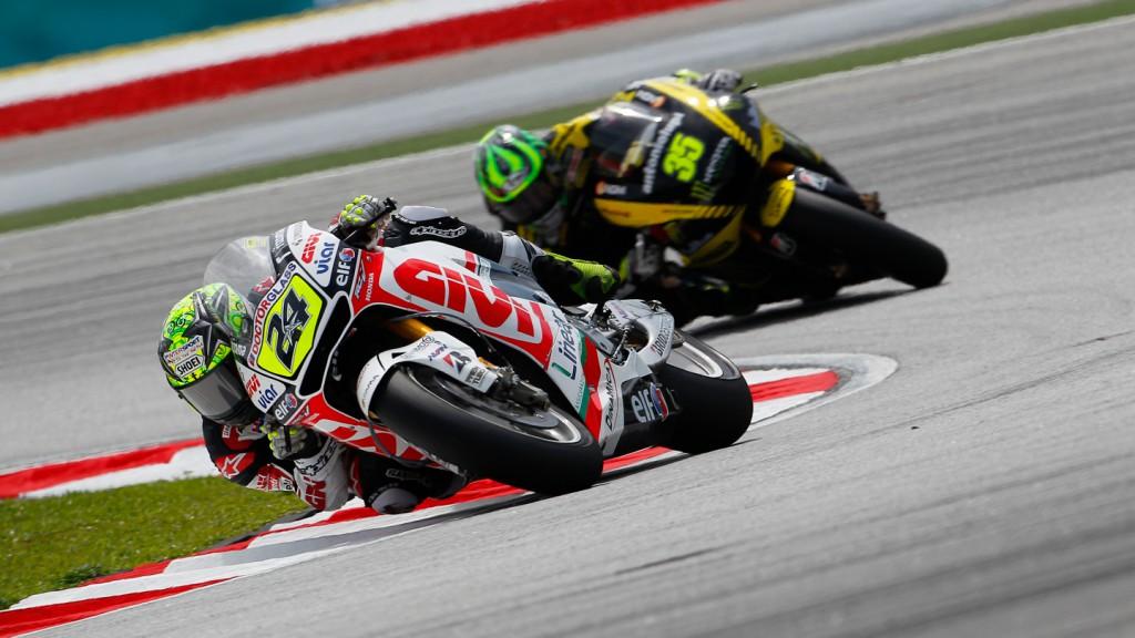 Toni Elias, LCR Honda MotoGP, Sepang QP