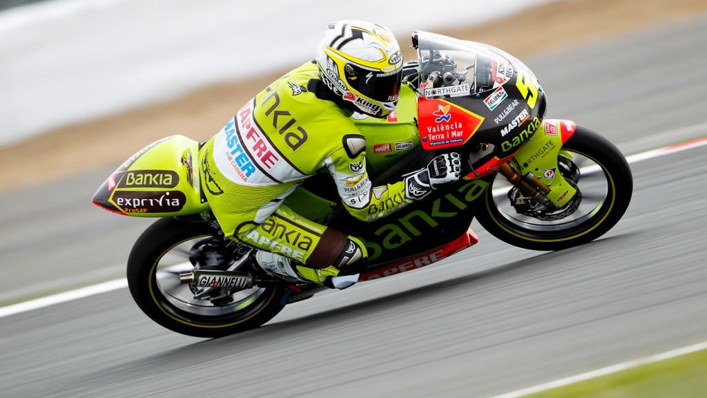Hector Faubel, Bankia Aspar Team 125cc