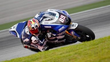 Katsuyuki Nakasuga, Yamaha Factory Racing, Sepang QP