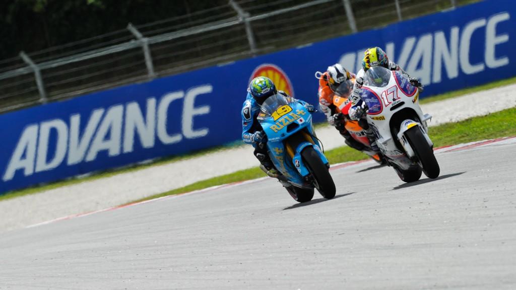 MotoGP, Sepang QP