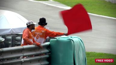 Summary of Sunday´s events at Sepang